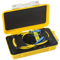 SC/UPC  OTDR Launch Cable,OTDR Test Extension Cord,Single mode fiber optic box,