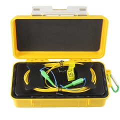 SC/APC  OTDR Launch Cable,OTDR Test Extension Cord,Single mode fiber optic box