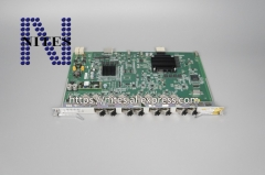 Original ZTE GTGO  GPON board for ZXA10 c320 and  C300 GPON OLT. GTGO is 8 ports and with 8 modules.