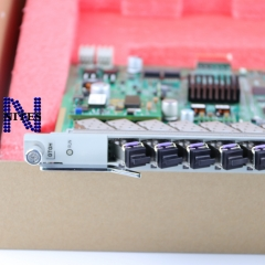 Original new ZTE 16 Pon GPON Board GTGHK gtgh k version use for ZTE C300 C320 OLT,with 16 C+ SFP Modules included