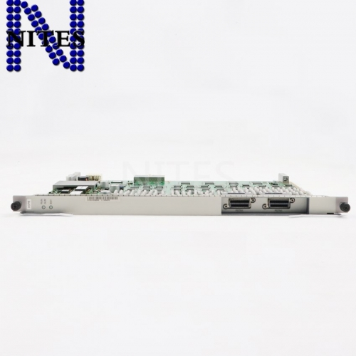 Used disassemble Hua Wei  H809ASPB 64-channel user interface board use for MA5600t MA5603t olt