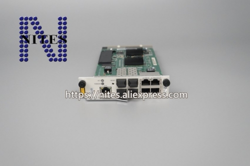 NEW Huawei  MCUD  GE*4port  control board use for hua wei MA5608T OLT