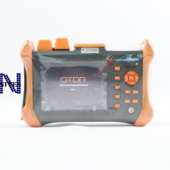 Handheld OTDR TMO-300-SM OTDR 1310/1550nm 28/26dB,Integrated VFL, Touch Screen Optical Time Domain Reflectometer VFL