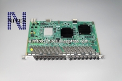 Original ZTE 16 Pon GPON Board GTGH gtgh use for ZTE C300 C320 OLT,with 16PCS  C++ SFP Modules included