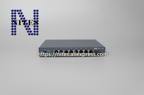 Original new ZTE ZXA10 F402 8 ports optical network terminal ,reverse POE optical network EPON ONU, metal shell
