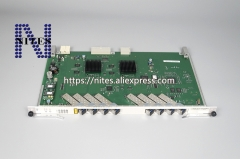 Original HUAWEI  OLT 8 ports EPON board EPSD EPBD for MA5680t MA5683T MA5608T  with 8 SFP modules