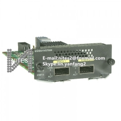 Original HUA WEI ES5D21VST000 , S5720 - EI series dedicated stack card, with 2 pcs QSFP + 10G port