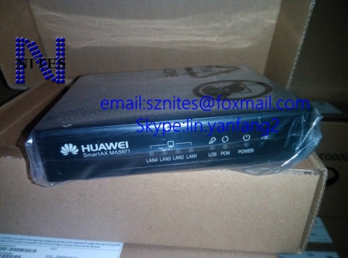 Brand new Hua wei SmartAX MA5670 Series MA5671 GPON Multi-Service Access Equipment,4GE ports GPON ONU