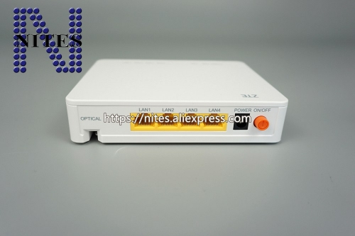 ZTE ZXA10 F400 EPON Router version 6.0 Support FTTH HGU 1GE 3FE Same function as F668 optical network FTTH terminal F400 ONT