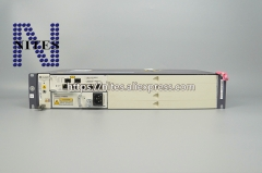 Huawei 10G GPON ONU Digital Subscriber Line Access Multiplexer IP DSLAM SmartAx MA5818 CCUE  with PAIA  AC power
