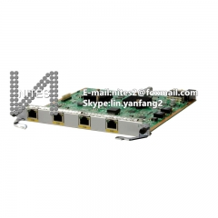 Original Hua wei AR series AR01WEG4TA, with 4 port GE WAN interface card RJ45-13