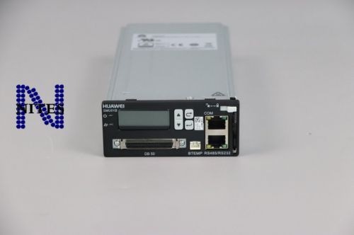 Original Hua wei SMU01B monitoring module, support Hua wei Embedded Power system