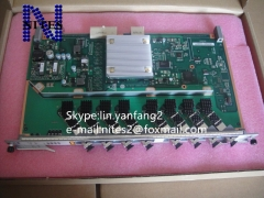 Original Huawei XGBD 8 port 10G GPON PON board,use for MA5680T,MA5683T ,MA5608T,OLT equipment