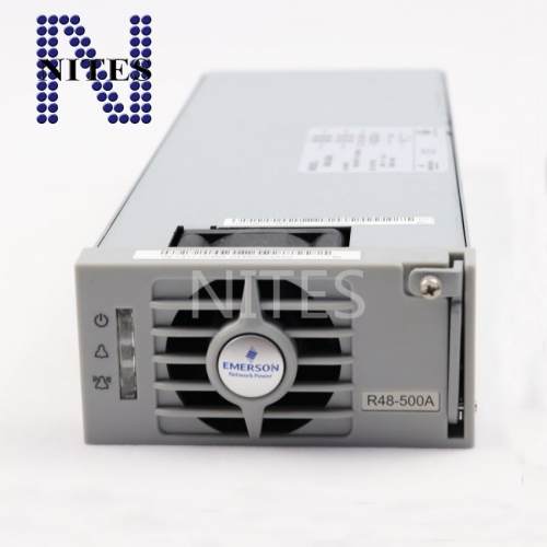 Original new Emerson R48-500A R48-500 rectifier module, 48V DC power  10A/500W,use for Netsure 212C23