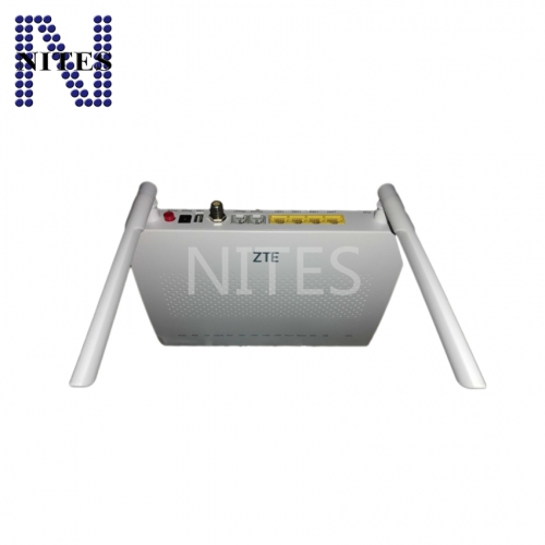 Original New Z TE ZXA10 F668 GPON ONT FTTH  with 4GE+2tel +1catv +WIFI Ethernet Port English Firmware Fiber Optical