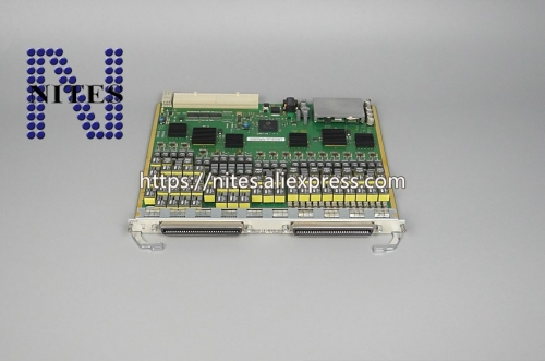 Original new VDLE card for Hua wei MA5616, 32 channel VDSL2+ board with cable, low power consumption, built-in splitter