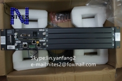 Original ZTE ZXDSL 9806H Access,DSLAM,ADSL Access,DC & AC Power,with 2pcs of 24 ports broadband card
