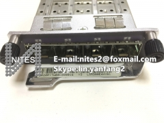 Original HUA WEI LS5D00E4XY01 interface board, 4 port 10GE SFP+ interface board, used for S5300 series
