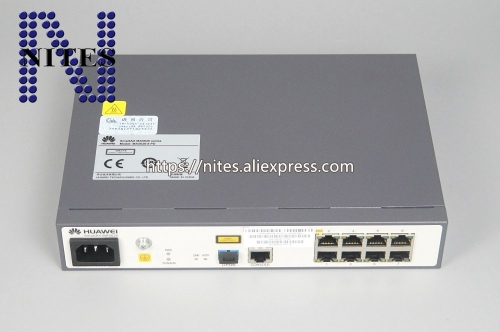 Hua wei 8 port switch Reverse POE MA5626-8 PD GPON(AC)/EPON/GE terminal ONT with 8 ethernet ports apply to FTTB ONU