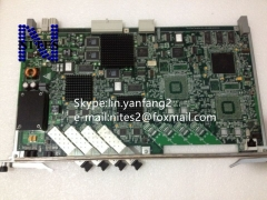 Original HUAWEI MA5680t OLT 4 ports EPON board EPBC with 4 SFP modules