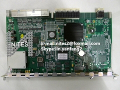 Brand new ZTE main control board SCXM for C300 GPON/EPON OLT, with 2 ethernet ports and 1 SD port