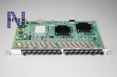 Original ZTE 16 Pon GPON Board GTGH gtgh use for ZTE C300 C320 OLT,with 16 C+ SFP Modules included