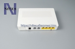 Original new Hua  wei HG8240H GPON GE ONT, 2 voice+ 4 GE port  white color with Route mode ,English interface