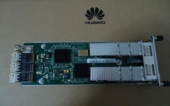 Original HUA WEI LS5D00E4XY00 optical expansion interface board , 4 port 10GE SFP+ interface board, used for S5300 series