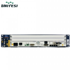 Hot sale Original new  ZXA10 C320 OLT  contian 1GE SMXA*2, is DC power,the olt can support GTGH and GTGO GPON  Board