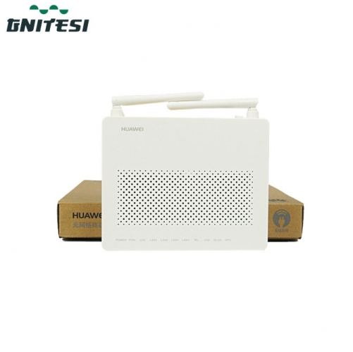 FTTH fiber optic 1GE+3FE+ 1POT+ 1Voice+ WIFI huawei Wifi Modem 4 port ftth ont HG8546M